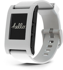 Developing apps for the Pebble smart watch