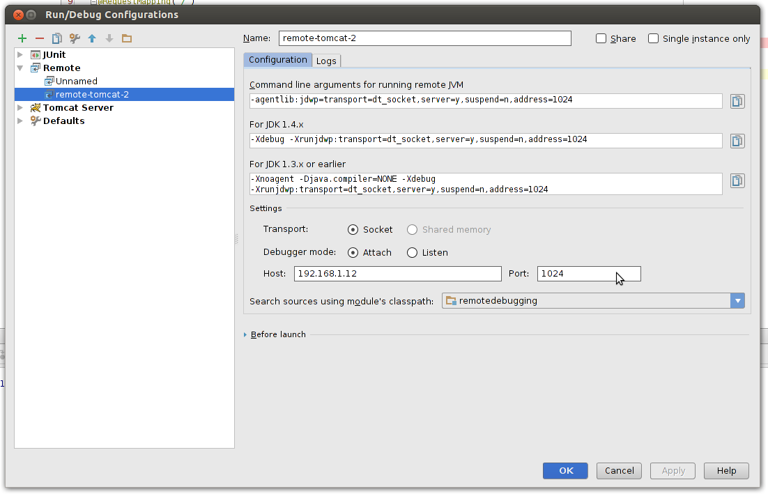 intellij-remote-debug-7