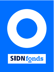 Blue SIDN fonds logo